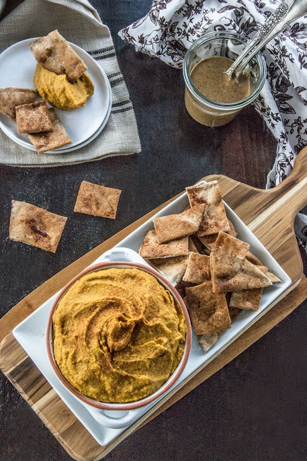 Sweet Potato Curry Hummus Recipe — Dishmaps