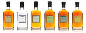 Koval Whiskey products
