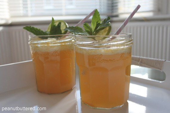 Peach Cocktails