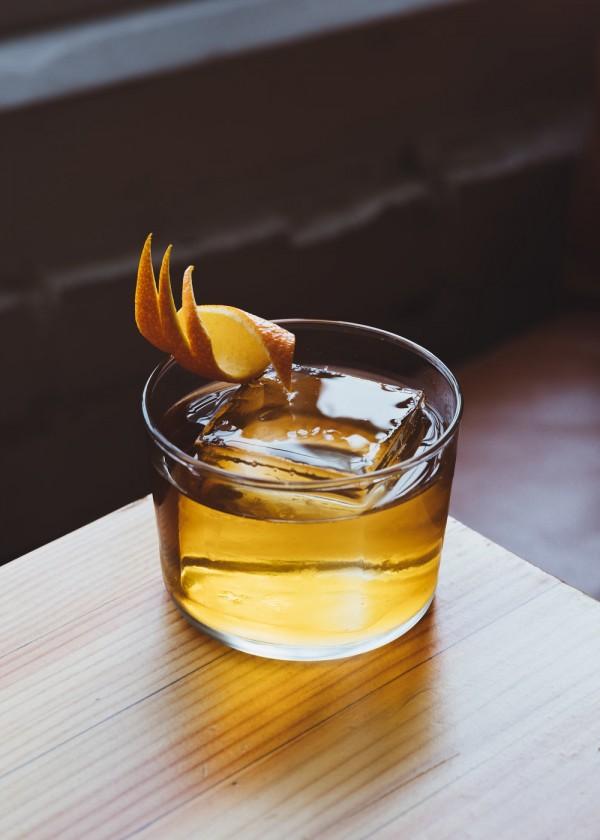 High Proof Preacher cocktails