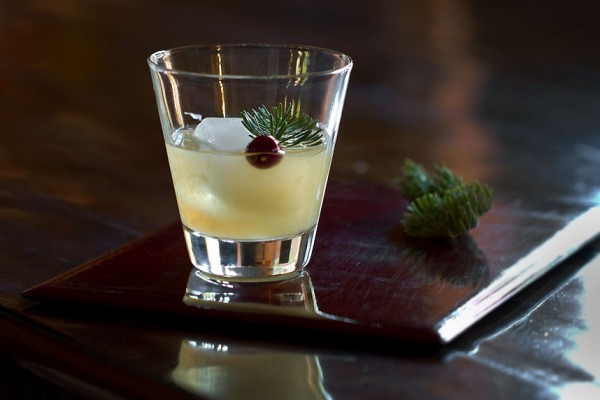 Holiday Cocktails: Winter Solstice with FOS Greek Mastiha