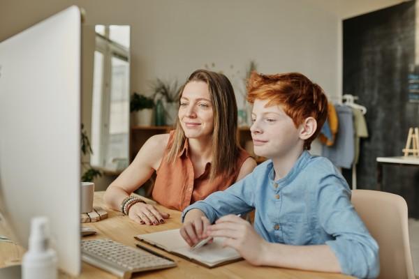 Child-Parent-Online-Education