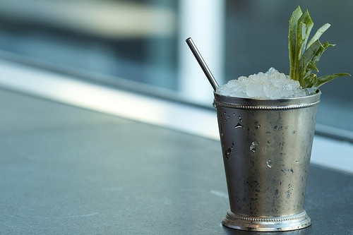 Pineapple Julep at the Coachman