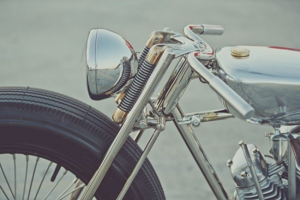 'The Musket' Motorcycle By Hazan Motorworks 5