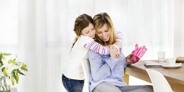 Image result for kids gifting mom
