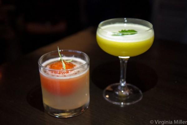 Tanta cocktails
