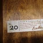 Bookers 25th anniversary bourbon quote 20