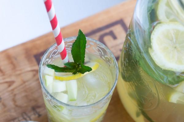 Apple Honey Lemonade 5