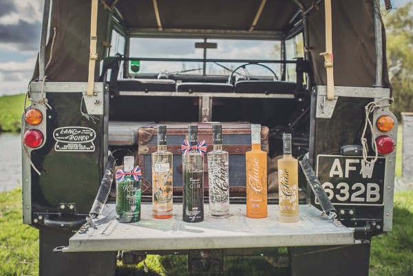 Chase distillery products - Photo: Chase Distillery