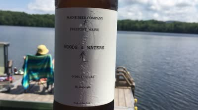 Maine Beer Co Woods and Waters IPA – 1
