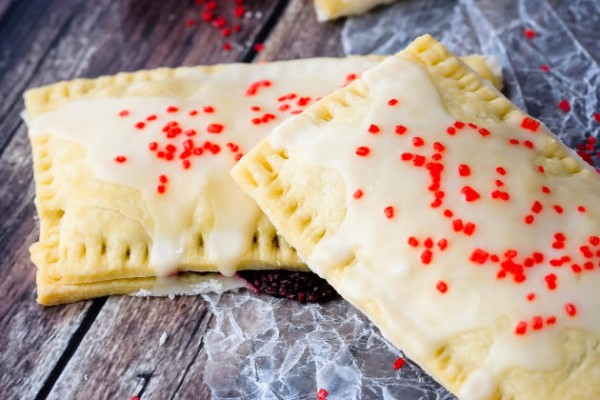 Berry Pop Tarts Photo