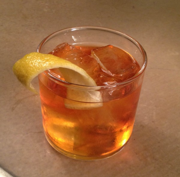 Hong Kong Old Fashioned