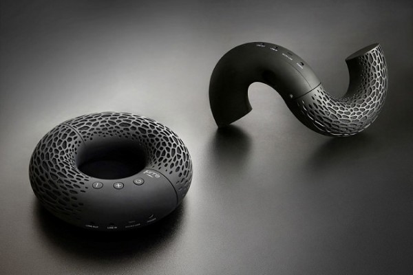 AeroTwist Bluetooth Speaker 1