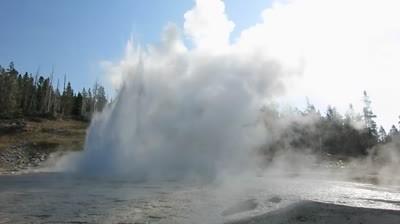 Yellowstone National Park – 1