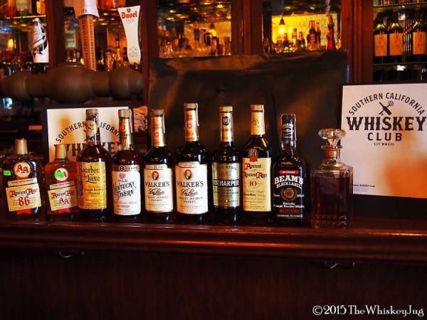 SCWC Tax Stamp Bourbon Tasting