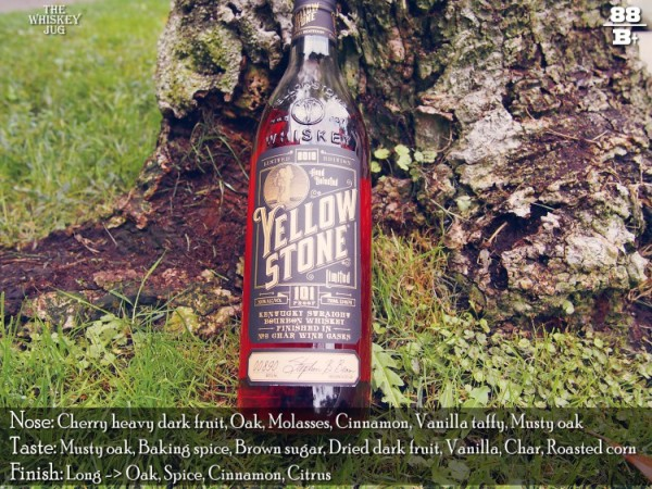 Yellowstone Limited Edition 2018 Bourbon Review