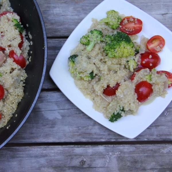 risotto quinoa 5