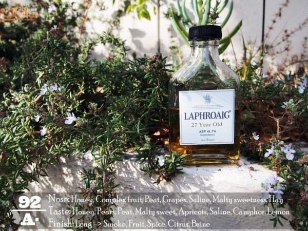 Laphroaig 27 Review