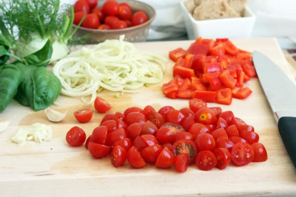 Warm Spinach Stir Fry Picture