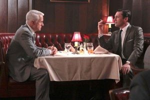 Toots Shor's on Madmen