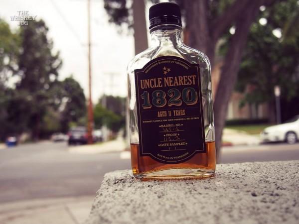 Uncle Nearest 1820 Single Barrel Whiskey