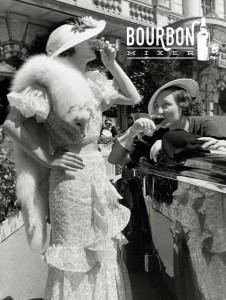 The Bourbon Mixer Ad Banner