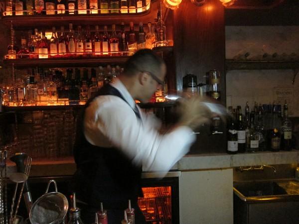 Beverage Director Francois Vera