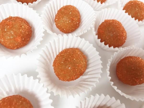KitchAnnette Pumpkin Spice Kisses Close