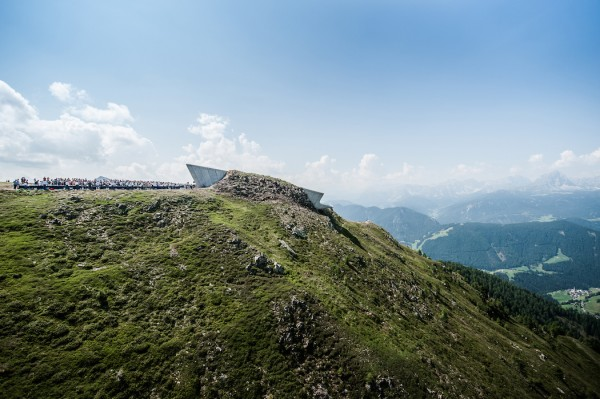 Messner Mountain Museum Corones by Zaha Hadid Architects 1