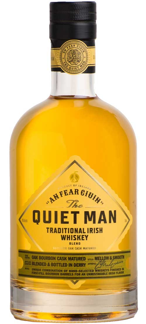 The Quiet Man Traditional Blend Review