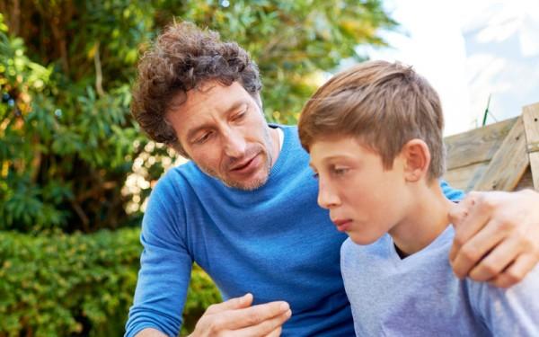 Father Son Talk 2