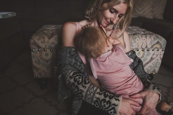 Time Stop Breastfeeding