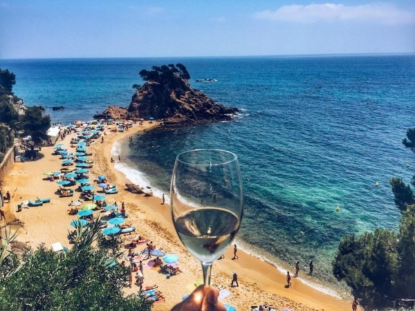 Image result for costa brava during off season