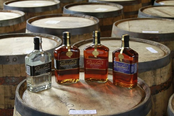 Prichard's Whiskey Portfolio - Photo: Facebook / Prichard's Distillery