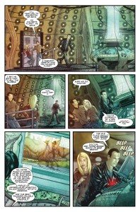 Doctor Who: The Ninth Doctor art page