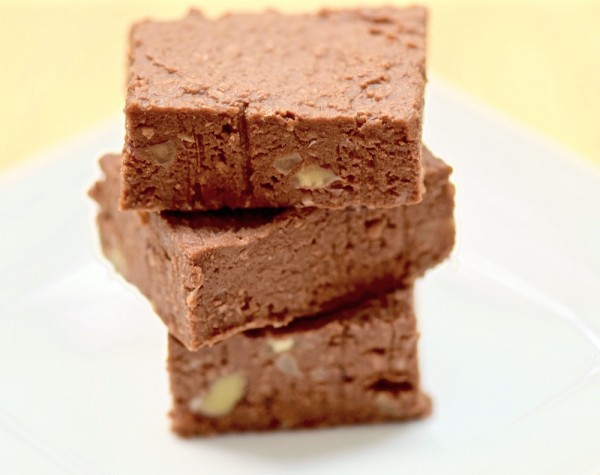 Lentil Mint Fudge