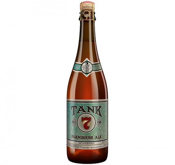 Boulevard Brewing Company Tank 7 Farmhouse Ale