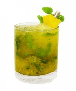 Pineapple Julep 250x300 Julep Recipe Variations for Derby Day