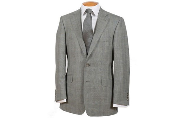 Single-Breasted Pick-And-Pick Suit