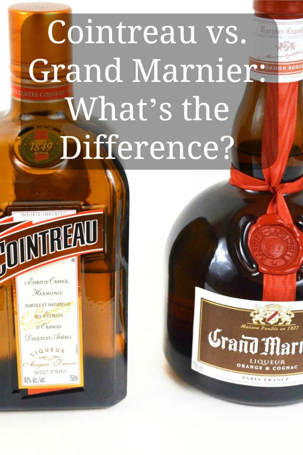 PI - Cointreau vs Grand Marnier