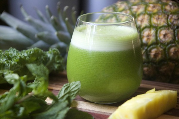 Hawaiian Pineaple Juice