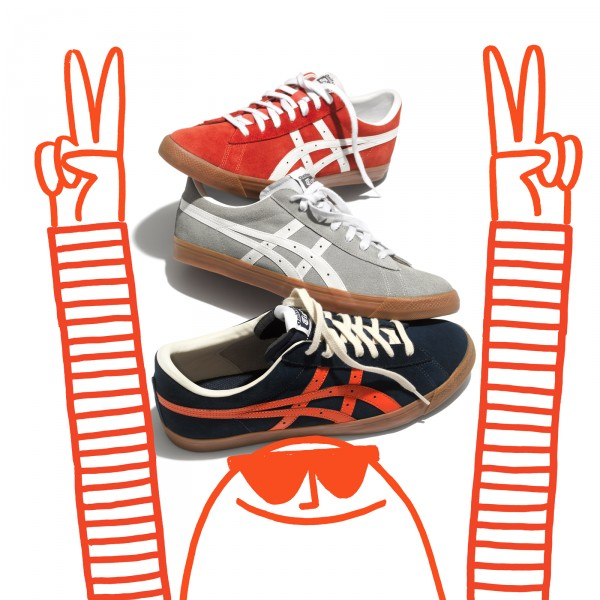 wholesale dealer fe6fc 5fc45 Onitsuka Tiger Celebrates 30th Anniversary With J. Crew ...
