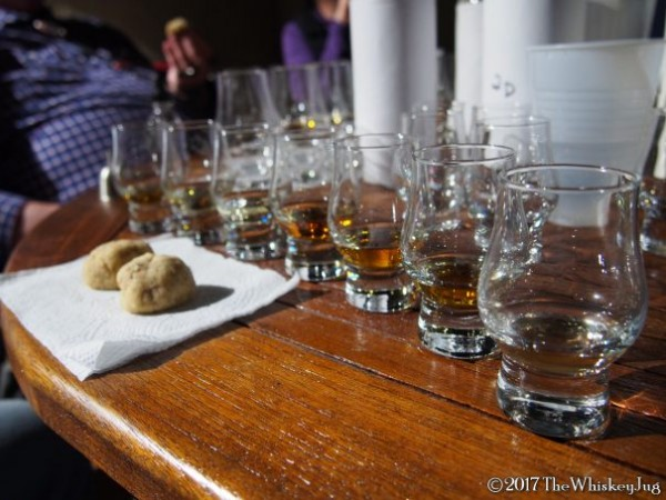 Malt Nuts Old Clynelish and Brora Tasting -3