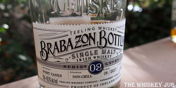 Teeling Brabazon 02 Label