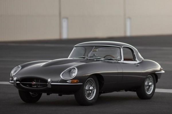 1965 Jaguar E-Type Series 1 14
