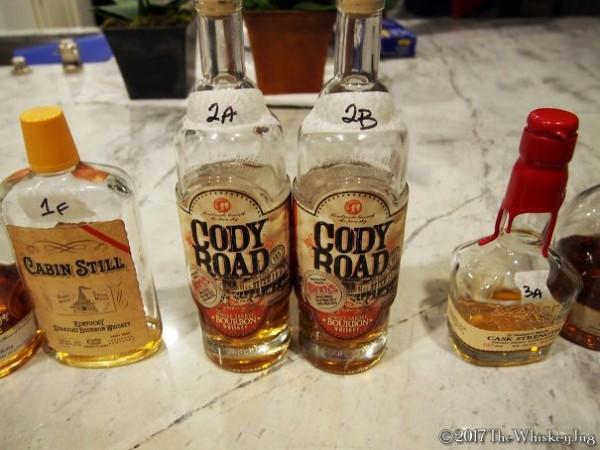 Corn Nuts Wheated Bourbon Tasting - 4