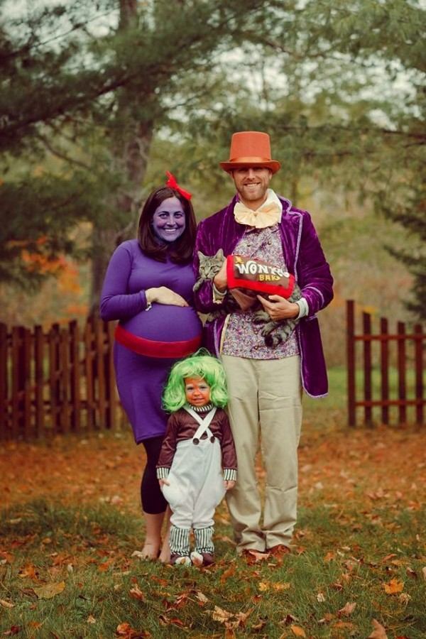 Image result for willy wonka costume