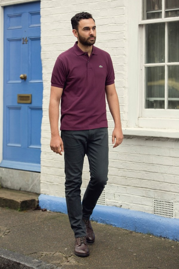 How to Wear the Polo Shirt