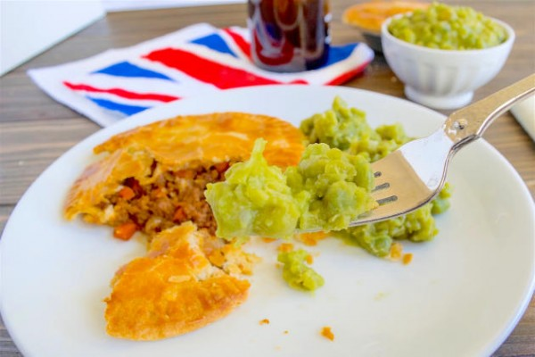 Mushy Peas Picture
