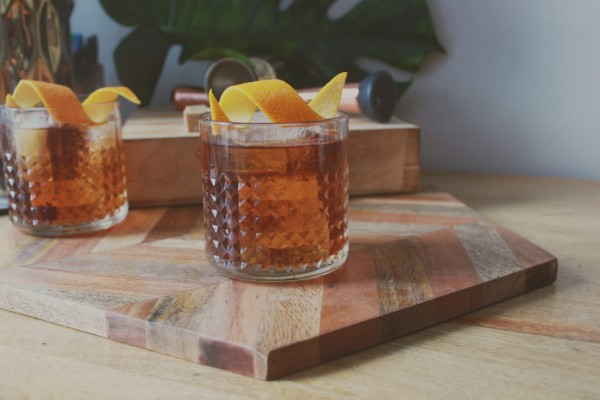 Creole'd Fashioned